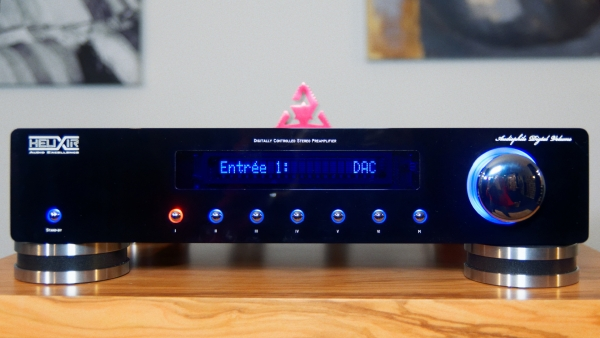 Helixir Audio Préamplificateur DCSP