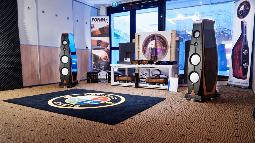 Paris Audio Video Show 2018