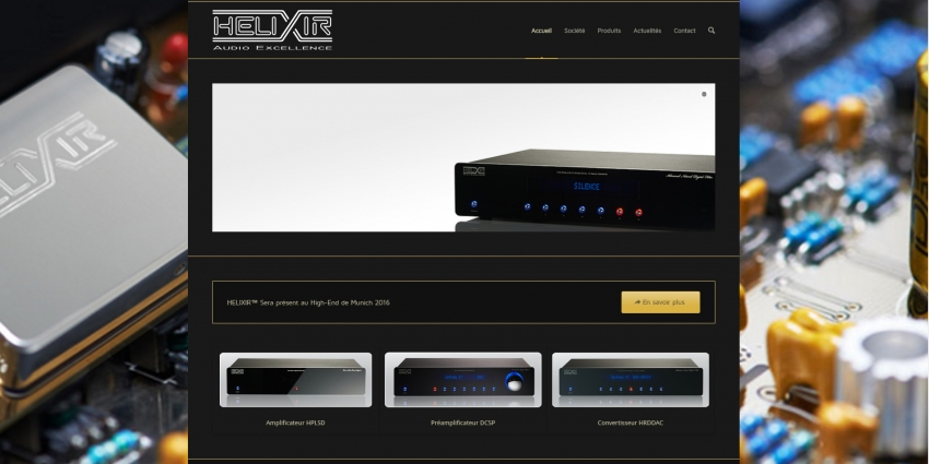 Helixir Audio Excellence