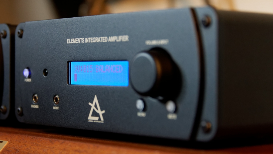 Leema Element Integrated Amplifier